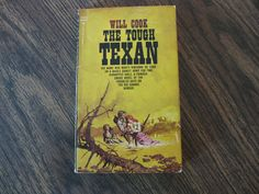 Will Cook(The Tough Texan)Paperback.