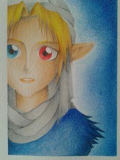 Artwork of Sheik from Zelda:OoT #artsy #artwork #art #arte #watercolor #watercolour #wonderful #extrafinesoftpastels #elf #tagsforlikes #illustration #instahylia #instaart #ocarina #pointedears #pastels #painting #paint #sketch #sorcery #sheik #sketches #softpastels #drawing #fairy #fantasy #graphic #goddess #girl #hylian #hero #justforfun #kawaii #zelda #cute #colorful #colors #magic #mixedmedia