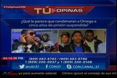 """Félix Victorino hace encuesta sobre ¿Que le parece que condenarón a Omega """"El Fuerte"""", a 5 años de prisión suspendida"""