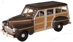 PATTERNS & KITS :: Cars :: 119 - 1948 Woodie Station Wagon