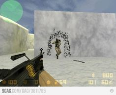 When I play Counter Strike