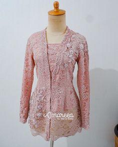 Kebaya Modern Hijab, Model Kebaya Modern, Kebaya Hijab, Kebaya Muslim, Kebaya Pink, Kebaya Lace, Kebaya Dress, Batik Kebaya, Kebaya Wedding