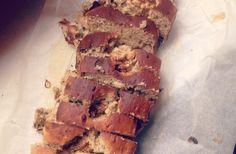 cake met kikkererwten