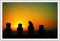 Bucket List: Visit Easter Island, Chili