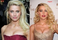Amber Heard Boob Job Procedure - Celebrity Bra Size, Body Measurements and Plastic Surgery Celebrity Bra Sizes, Celebrity Surgery, Amber Heard, Plastic Surgery, Body Measurements, Boobs, Celebrities, Sexy, Pretty