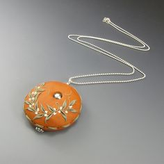 Pumpkin Sage Necklace | Flickr - Photo Sharing!