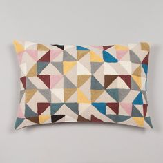 Harlequin Linen Cushion Cover image