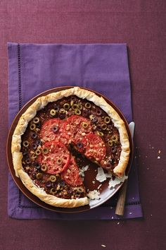 Turkish Eggplant Pie