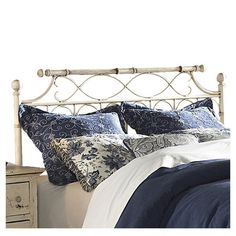 Found it at Wayfair - Chester Panel Headboard in Creme Brulee