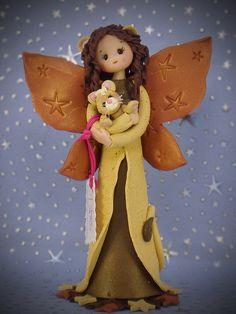 Leo fairy by fairiesbynuria on Etsy, $45.50