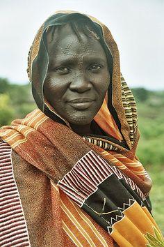 Ethiopia : Dinka by foto_morgana, via Flickr