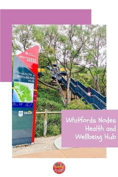 Whitfords Nodes Health and Wellbeing Hub in Hillarys which has been dubbed Jacob's Ladder of the North due to the 21m fitness staircase opened in September 2019. The multipurpose fitness hub is not only for fitness junkies, it also a great spot for families to stay fit and active together. Kids Picnic, Picnic Spot, Health And Wellbeing, Stay Fit, Perth, Walks, Playground, Ladder, Families