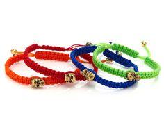 Lanyard Bracelets by Very Me from Monet Mazur on OpenSky