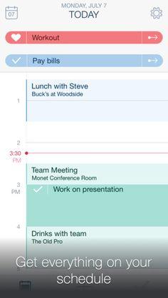 Timeful - Smart Calendar and To-Do List for Google Calendar, Exchange, and iCal Timeful, Inc. 일정 관리 할일 캘린더