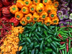 Peppers, or members of the genus capsicum, come in all shapes, sizes, colors—and spiciness. Learn more about the varied and interesting fruit native to Central and South America.