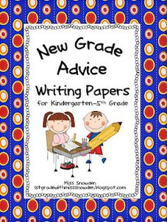 Advice from a 1st Grader...for free! as seen on First Grade Faculty  www.firstgradefaculty.com