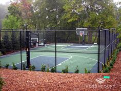 Multi-sport Game Courts from VersaCourt