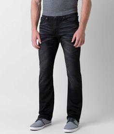 Salvage Mayhem Straight Jean - Men's Jeans in Used Black Ripped Jeans Men, Denim Skinny Jeans, Denim Pants, Black Jeans, Stylish Mens Fashion, Stylish Outfits, Fashion Edgy, Fashion Ideas, Shopping