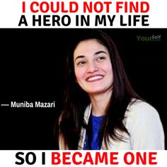 Muniba Mazari Quotes to Help You Think Big (The Iron Lady of Pakistan's) Girl Quotes, Woman Quotes, Me Quotes, Status Quotes, Qoutes, Inspirational Speeches, Meaningful Quotes, Pakistan Quotes, The Iron Lady
