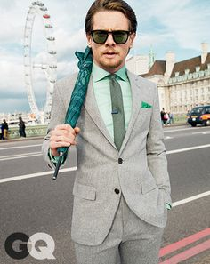 Suits in the Sweet Spot | Jack O'Connell | GQ
