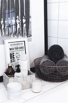 If you have a small bathroom in your home, don't be confuse to change to make it look larger. Not only small bathroom, but also the largest bathrooms have their problems and design flaws. For the … Bathroom Rules, Small Bathroom, Bathroom Ideas, Diy Bathroom, Gold Bathroom, Bathroom Modern, Bathroom Mirrors, Minimalist Bathroom, Budget Bathroom