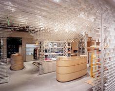 SHANG XIA Beijing Store ©Masao Nishikawa