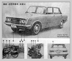(제42편) 1960년대 우리 나라에 조립 생산된 자동차를 살펴 보고자 합니다 기술력도 부족하고 장비도 열악한 우리 나라로서는 외국 자동차 회사들과 합작 조립생산을 통해 오늘날의 자동차 강국으로 변모하였습니다 최초 고종 황제가 190