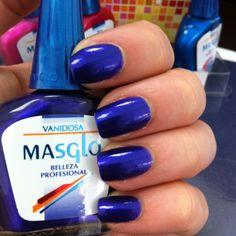 Vanidosa con Masglo... Nail Polish, Nails, Nail Ideas, Drink, Beauty, Food, Home, Nails For Wedding, Short Gel Nails