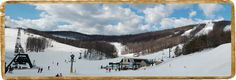 Whitetail Resort in Mercersburg, PA - my home in the winter :)