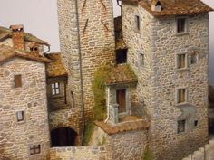 it forum topic. Fantasy Model, Italian Village, Christmas Nativity Scene, Wargaming Terrain, Model Train Layouts, Medieval Town, Miniature Houses, Model Trains, Bird Houses