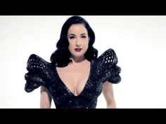 The World's Most High-Tech, $100K 3D-Printed Dress - YouTube