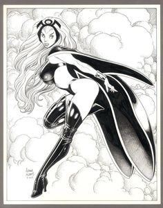 Storm by Arthur Adams