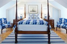 Blue and White Home Decor Ideas: 35+ Best Improvement http://freshoom.com/2393-35-blue-white-home-decor-ideas-2017/