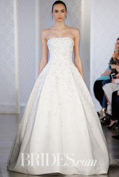 Oscar de la Renta Wedding Dresses - Spring 2017 - Bridal Fashion Week | Brides