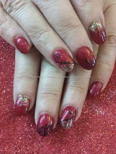 Nail Art - http://yournailart.com/nail-art-110/ - #nails #nail_art #nails_design #nail_ ideas #nail_polish #ideas #beauty #cute #love