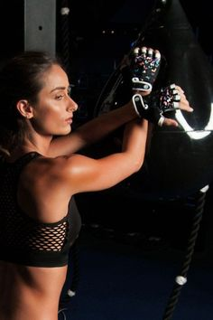 Fitness Gloves in Butterfly