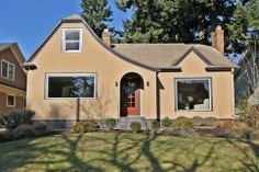 This is our new house. Oregon House, Portland Oregon, Gazebo, This Is Us, Shed, New Homes, Houses, English, Outdoor Structures