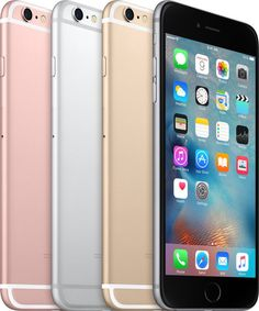 Apple iPhone 6 Plus Factory Unlocked (No fingerprint sensor) LTE SmartPhone Apple Iphone 6s Plus, Iphone 6 S Plus, Iphone 5s, Iphone 6s Plus 16gb, Coque Iphone, Iphone Deals, Att Iphone, Iphone Ringtone, Free Iphone