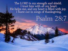 †MIGHTY WARRIOR BLOG † THE POWER OF PRAYER: Psalm 28
