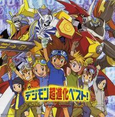 Digimon (todas las sagas)