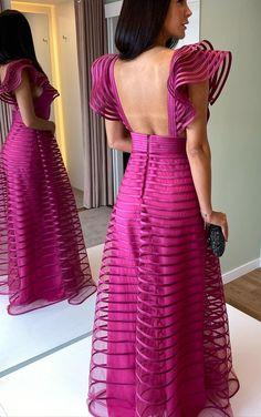 Stylish Dresses, Cute Dresses, Beautiful Dresses, Casual Dresses, Long Dresses, Gala Dresses, Dress Outfits, Fashion Dresses, Formal Evening Dresses