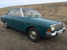 Ford Taunus 1.7 17M Super 1965