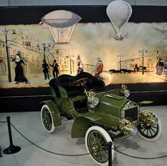 1904 Touring Runabout Oldsmobile
