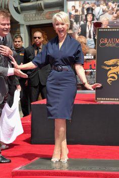 """Helen Mirren, a """"poised"""" star!"""