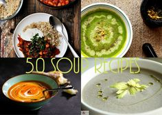 50 Soup, Stew, and Chili Recipes