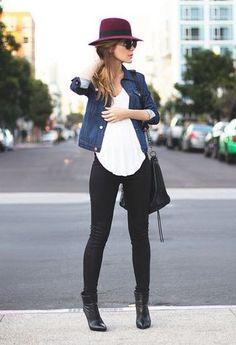 botas con elastico mujer outfift - Buscar con Google