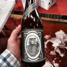 VA Craft Beer ManCave Lickinghole Creek Brewing Company logo sticker Goochland
