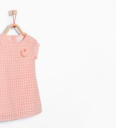 ZARA - KIDS - Embroidered dress