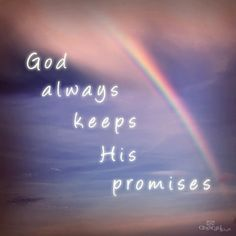 God always keeps His promises Follow us at http://gplus.to/iBibleverses