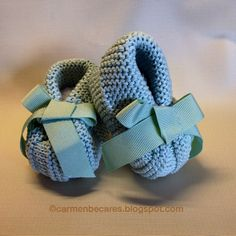 carmenbecares.blogspot.com: EMOCIONANTE! ( dos agujas). KNITTED TUTORIAL